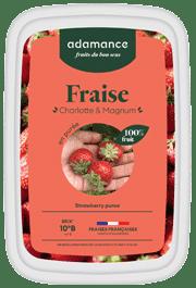 fraise charlotte et magnum adamance