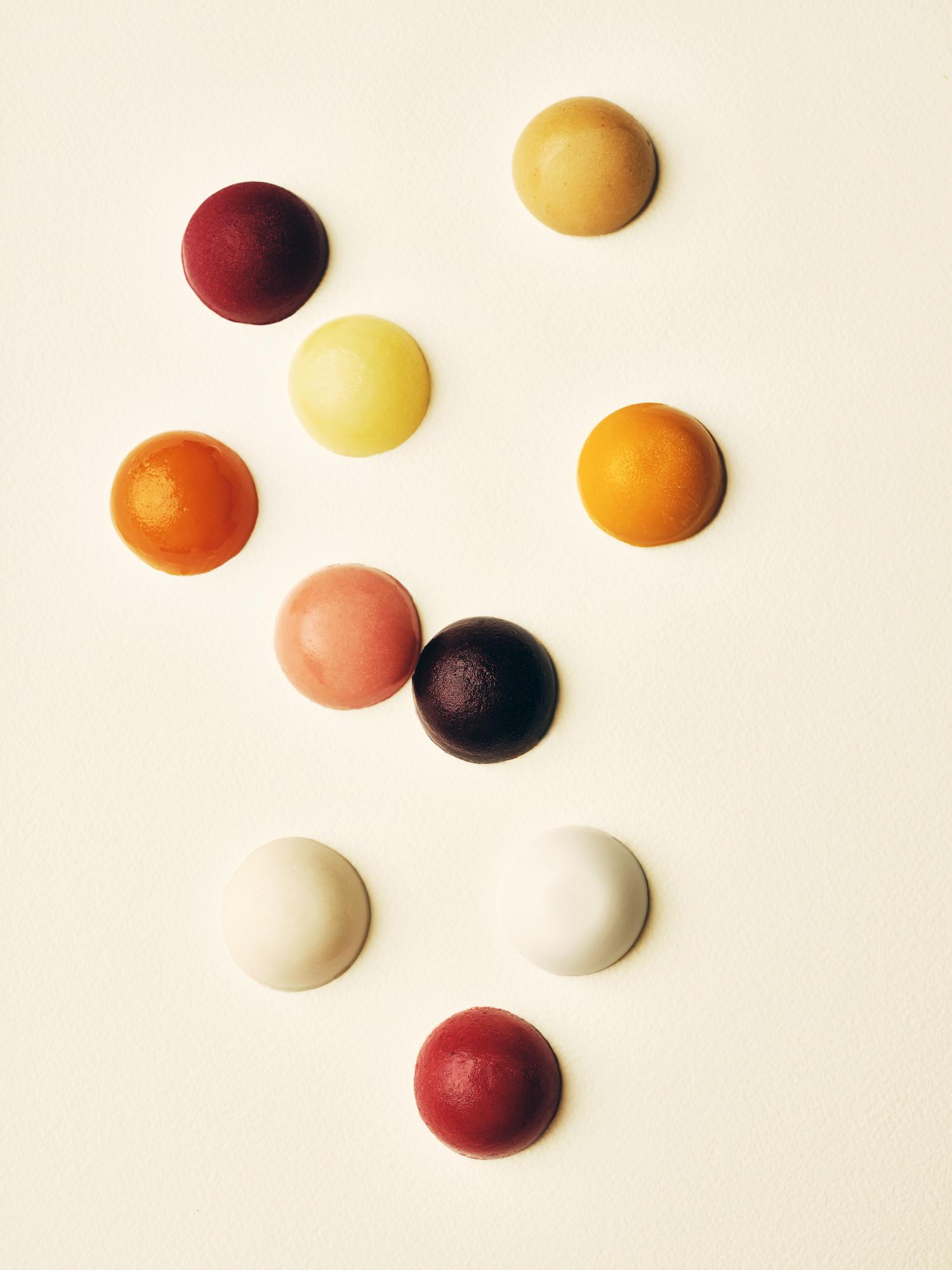 gel iota purées de fruits adamance